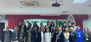 Yeşilin İncileri 1. olağan kongresini gerçekleştirdi