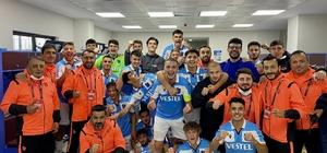 Trabzonspor U19 takımı tur atladı
