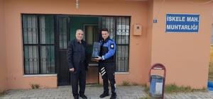 Van polisi, muhtarların talebine kayıtsız kalmadı