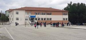 Osmancık'ta 7 sınıf karantinaya alındı