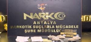 Uygulama noktasından yarım kilo eroinle kaçan şüpheli tutuklandı