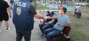 Antalya'da 'Türkiye Güven Huzur Uygulaması'