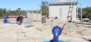 Çardak Taşağıl Sulama Suyu Projesi açılışa hazır