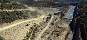 Çamönü Barajı 2022'ye hazırlanıyor