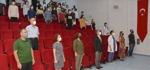 Mersin Üniversitesi, 'Kadavralarımıza Teşekkür Töreni' düzenledi