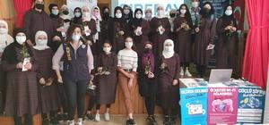Öğrencilere 'Siberay' projesi anlatıldı