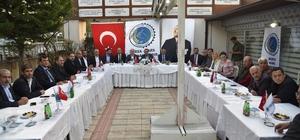 """Davut Gürkan: """"Bursa'ya yakışır hizmetlerin anahtarı ortak akıl"""""""