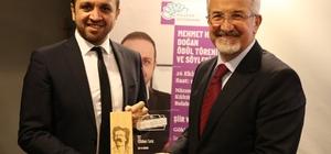 Mehmet H. Doğan Ödülü'nün sahibi Gökhan Tunç