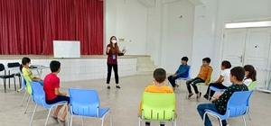 Akdeniz'de 'Çocuk ve Ergenlik Programı' uygulanmaya başlandı