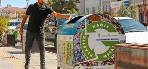 Gürpınar Belediyesi sıfır atık projesi ile örnek belediyecilik sergiliyor