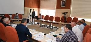 Tarsus Belediyesi, taşınmazların kira ihalesini canlı yayınla yaptı