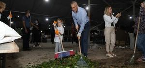 Pazar atıkları komposta dönecek Mersin'de temmuz ayında başlatılan ve Mezitli Belediyesi çalışanlarının yanı sıra gönüllü vatandaşların da büyük destek verdiği proje için gruplar kurularak, semt pazarlarında her akşam sebze meyve atıkları toplanıyor
